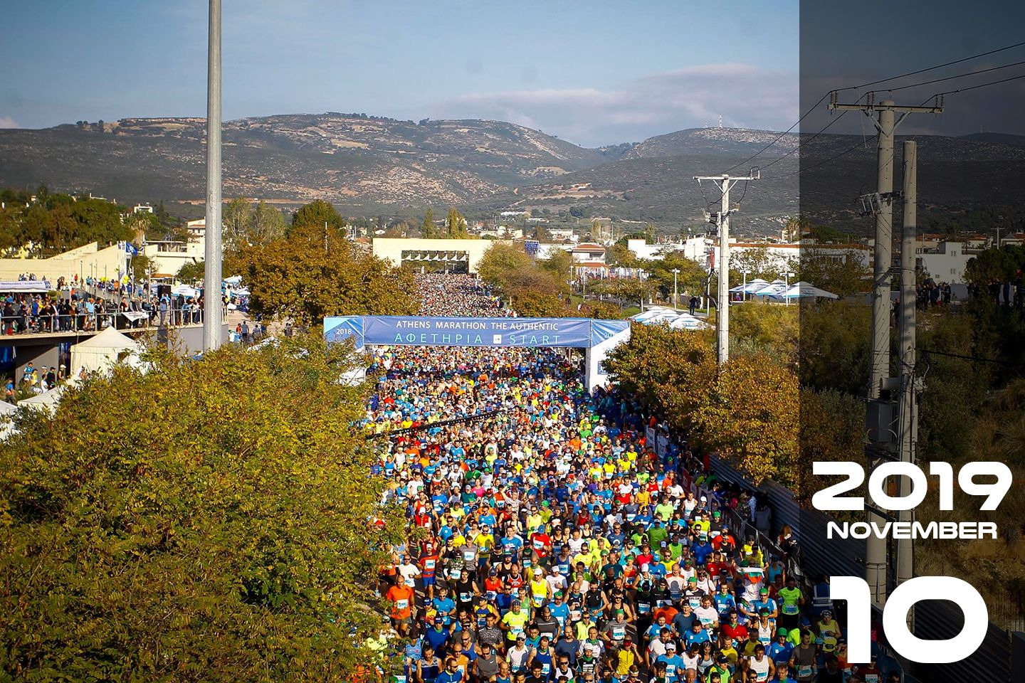Athens Marathon The Authentic