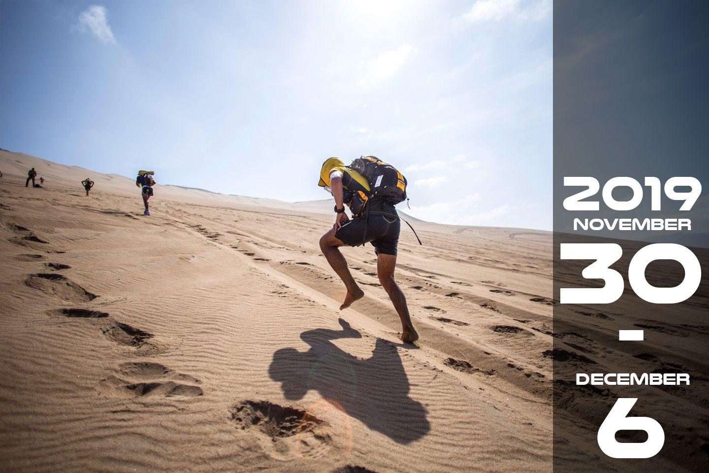 Half Marathon Des Sables - Peru