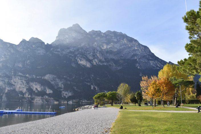 Nagy hegyek, apró részletek - Félmaraton a Garda-tónál