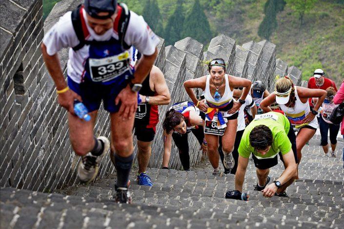 Fal, ami nem pink, de hosszú - The Great Wall Marathon