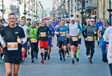 DOZ Maraton Łódz, 23.04.2017 Łódź