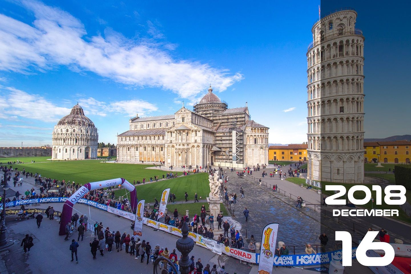 Pisa City Marathon