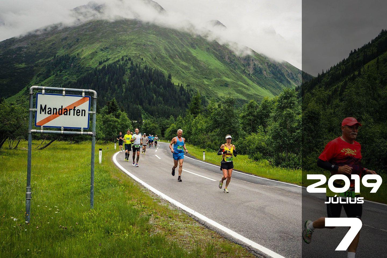 Gletscher Marathon