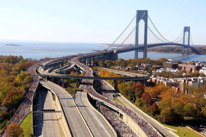 Szeretnél a New York Marathonon futni?