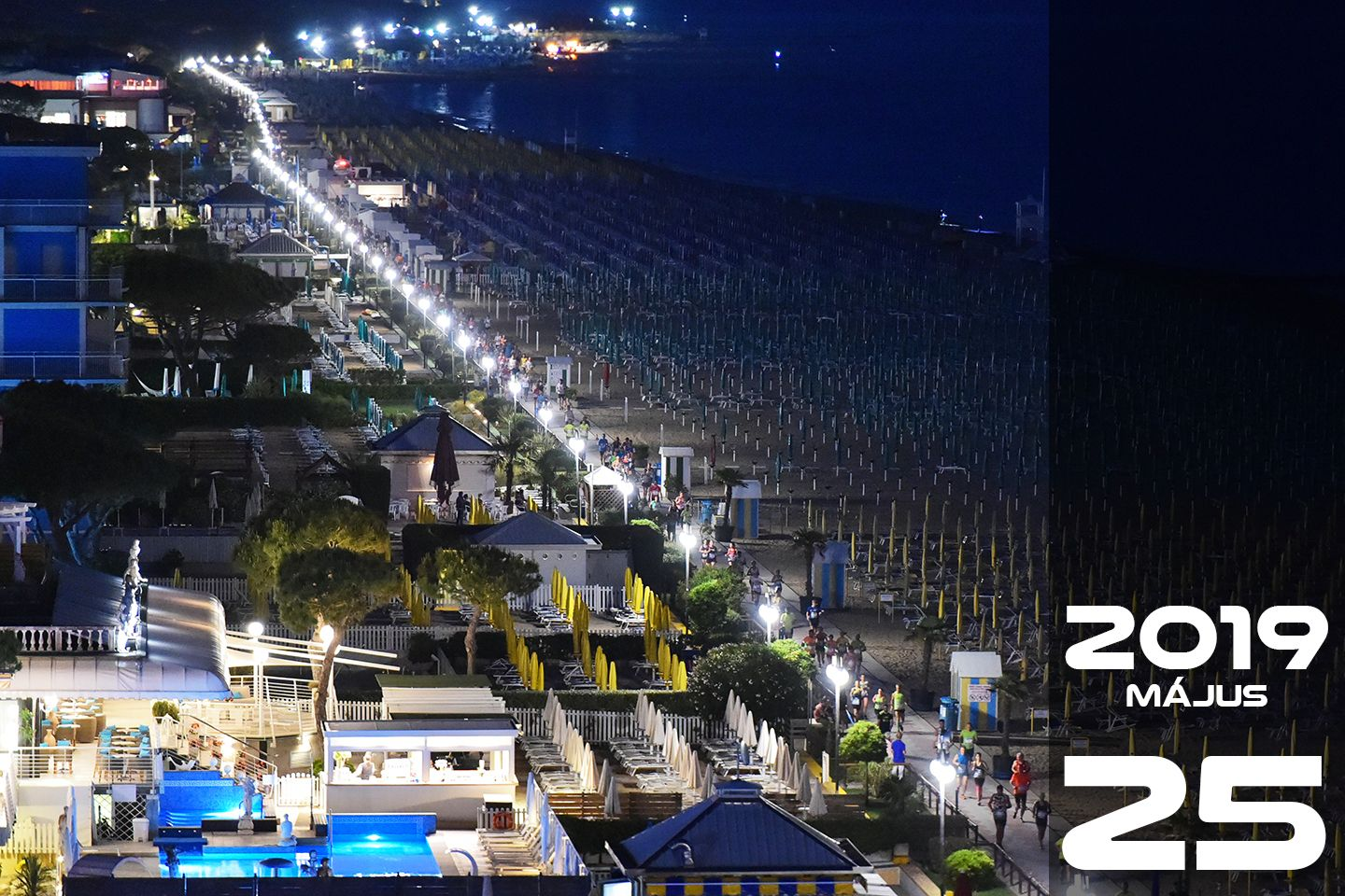 Jesolo Moonlight HM + 10k