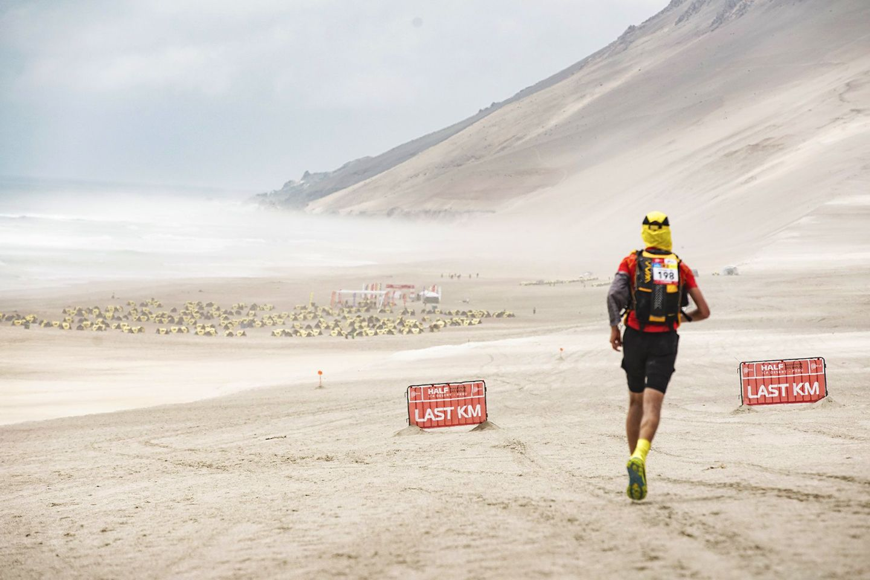 Mi is az a Half Marathon des Sables? (2.)