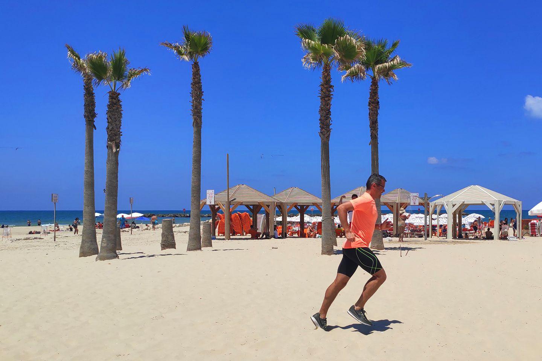 Milyen homokban futni? Felkészülés (3.)